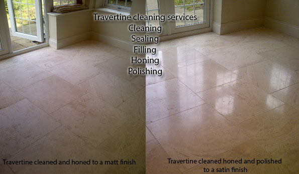 Stone Floor Cleaning Services