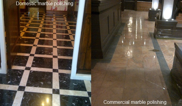marble floor polishing and grinding services